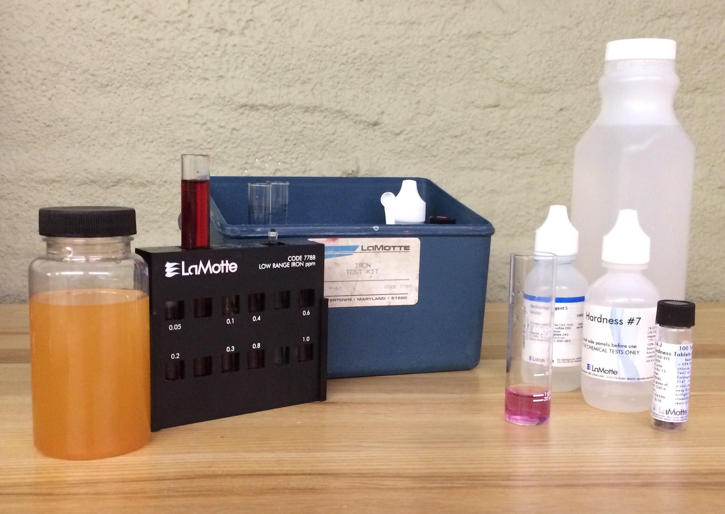 Water Testing Service and Water testing kits Dierolf Plumbing and ...